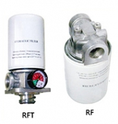 Spin-On Return line filters