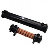 DT series Fin Tube Oil cooler
